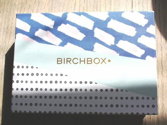March 2015 BirchBox