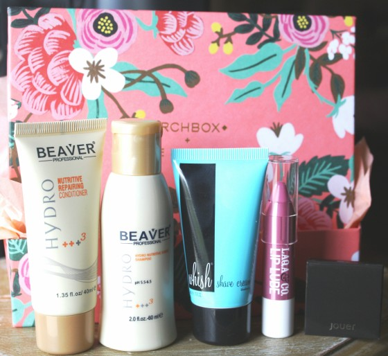 April 2015 Birchbox