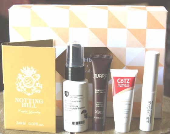 Birchbox May 2015 Box