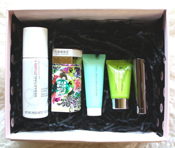 Glossybox for May 2015