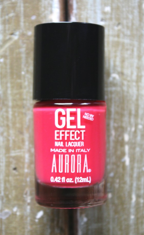 Ipsy June 2015 Bag Aurora Gel Effect Nail Lacquer