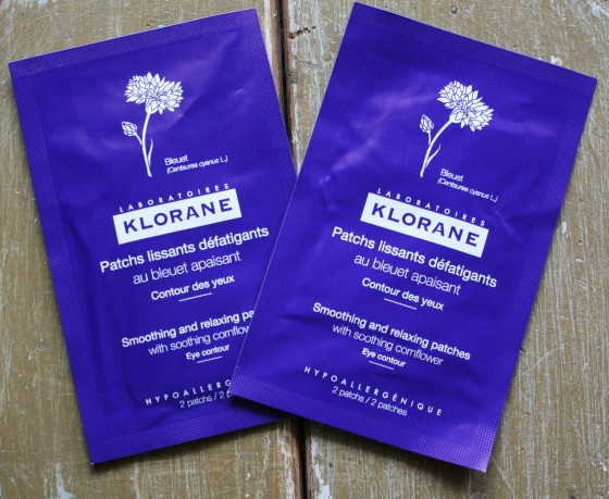 May 2015 Ipsy Bag May 2015 Bag Klorane Soothing and   Relaxing Patches with Cornflower