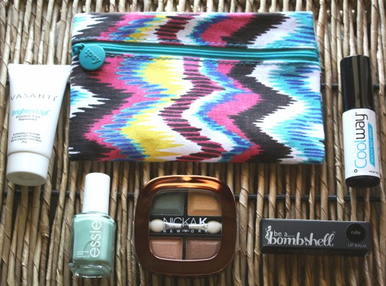 Beauty Sample Subscription Ipsy July 2015 Bag Reveal