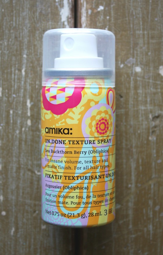 Birchbox July 2015 Box Reveal Amika Un. Done Texture Spray