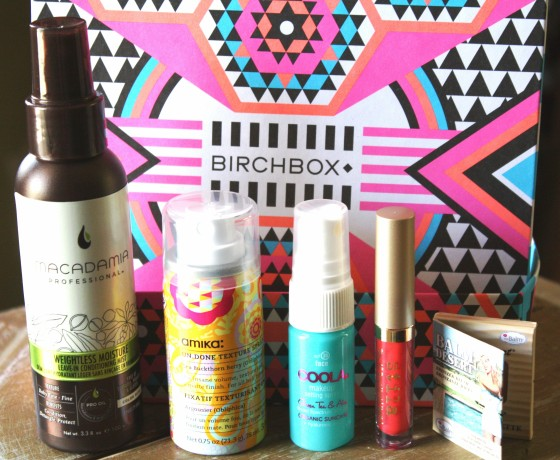 Birchbox July 2015 Box