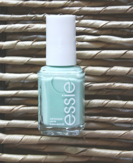 Ipsy July 2015 Bag Reveal  Essie Nail Lacquer in the color Fashion Playground