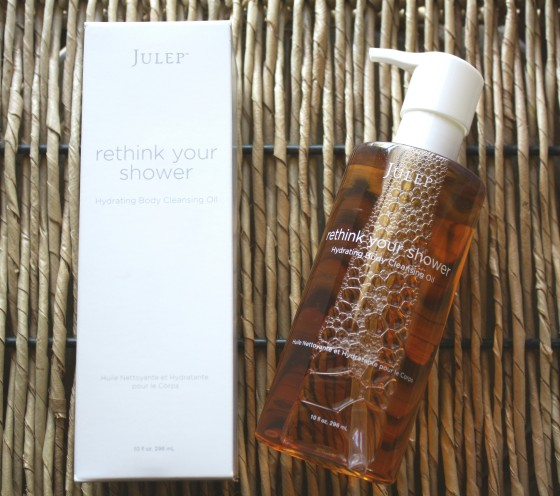 Julep July 2015 Modern Beauty Box Rethink Your Shower Hydrating Body Cleansing Oil