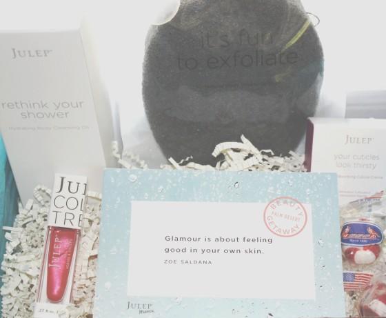 Julep Maven July 2015 Modern Beauty Box Reveal