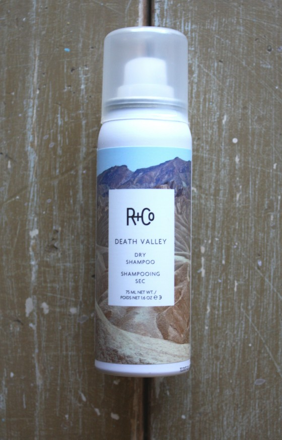 Birchbox August 2015 Box Reveal R+Co Death Valley Dry Shampoo