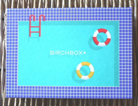 Birchbox August 2015 Box Reveal