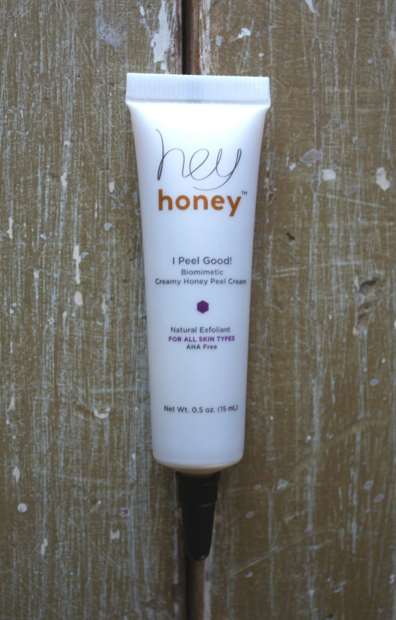 GlossyBox July 2015 Box Reveal Hey Honey I Peel Good! Biomimetic Honey Peel Cream