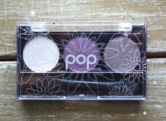 Birchbox September 2015 Box Reveal Pop Beauty Pop Portfolio Eyeshadow-Sugar Plum