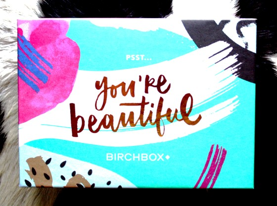 Birchbox September 2015 Box Reveal