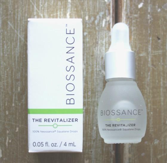 Glossybox September 2015 Box Review Biossance