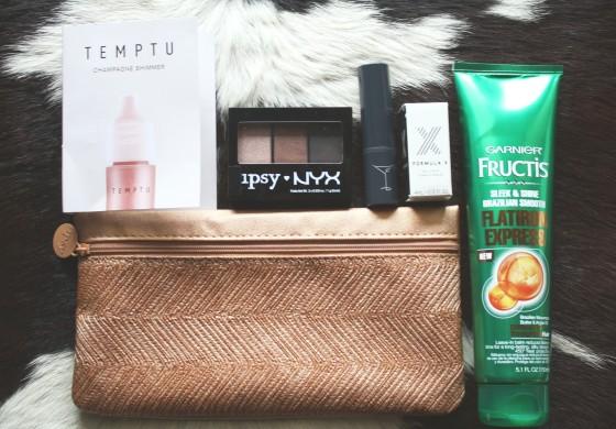 Ipsy September 2015 Bag