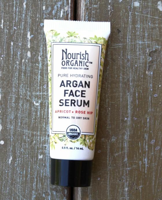Ipsy October 2015 Bag Reveal Nourish Organic