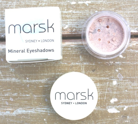 Glossybox November 2015 Box Marsk Mineral Eyeshadow In You're Toast