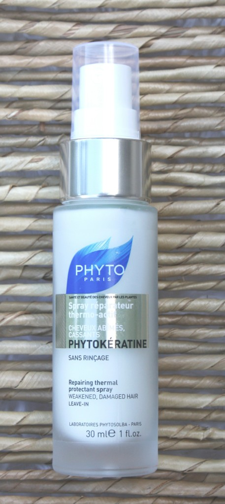 Glossybox October 2015 Box Phyto Paris Phytokeratine Repairing Thermal Protectant Spray