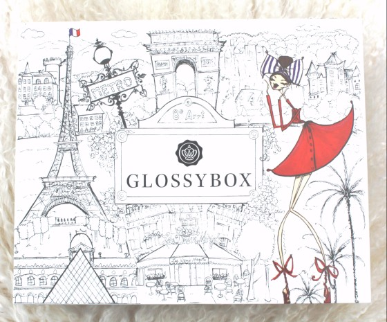 GlossyBox October 2015 Box