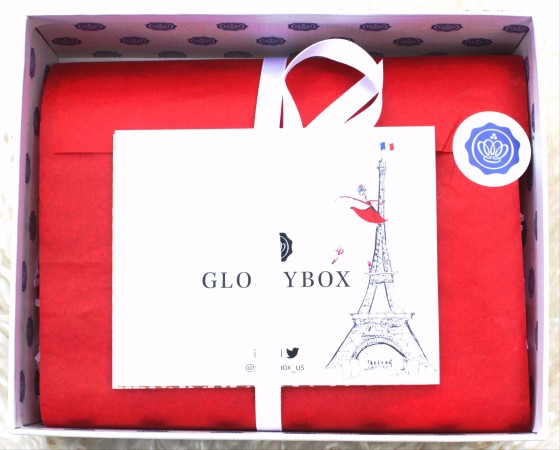 Glossybox October 2015