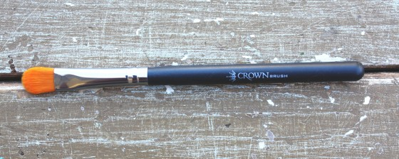 Ipsy November 2015 Bag Reveal Crown Brush Oval Concealer C224 Brush