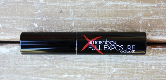Ipsy November 2015 Bag Reveal Smashbox Full Exposure Mascara