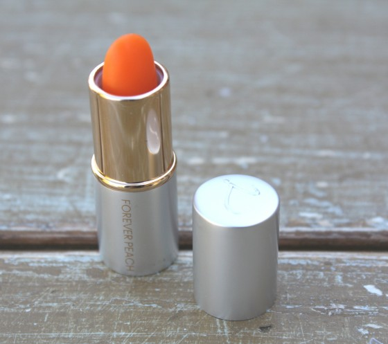 Birchbox December 2015 Box Reveal Jane Iredale Just Kissed Lip and Cheek Stain in Forever Peach