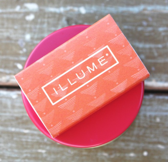 Birchbox Limited Edition Charmed Life Box Demi Vanity Tin by Illume