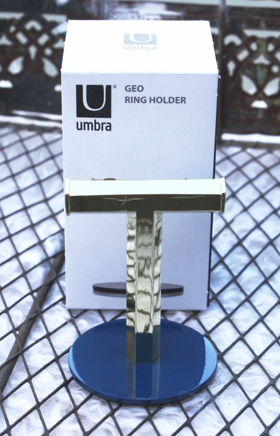 Birchbox Limited Edition Charmed Life Box Umbra Geo T Ring Holder