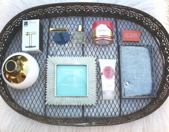 Limited Edition Birchbox The Charmed Life Box Items Featured