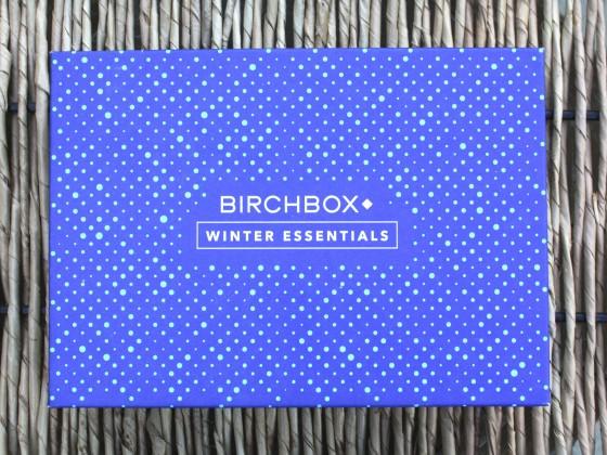Birchbox December 2015 Box Reveal The Winter Essentials Edition