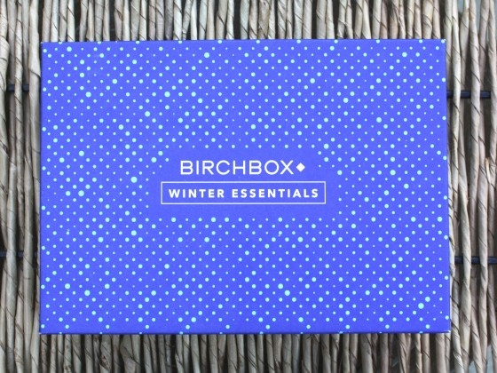 Birchbox December 2015 Box Reveal The Winter Essentials Edition