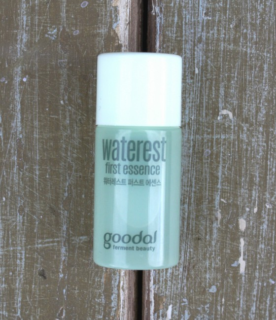 Birchbox January 2016 Box Reveal Goodal Waterest First Essence