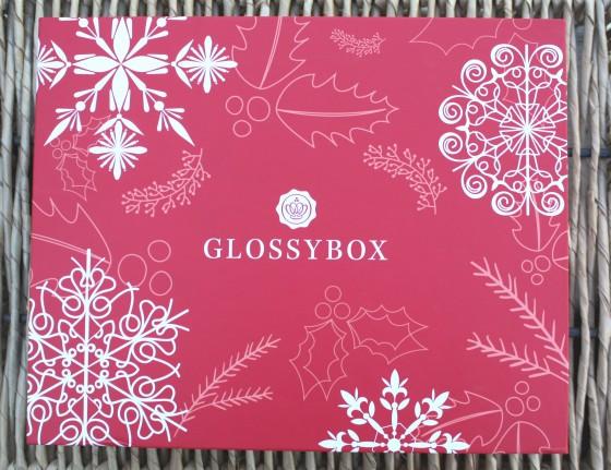 Glossybox December 2015 Box