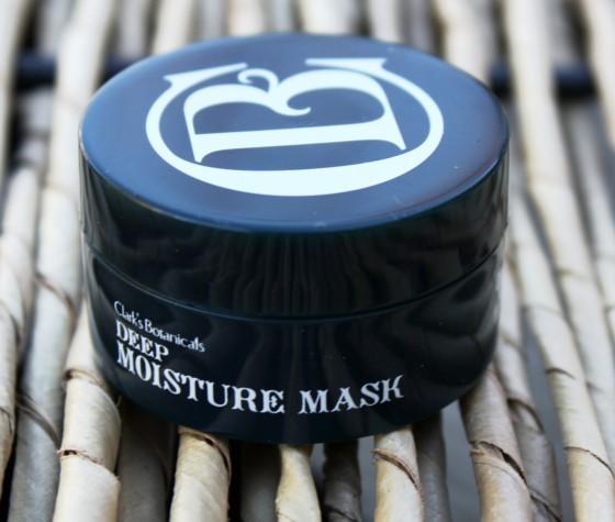 Ipsy December 2015 Bag Reveal Clark's Botanicals Deep Moisture Mask