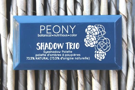 Ipsy December 2015 Bag Reveal Peony Cosmetics