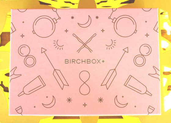 Birchbox February 2016 Box Reveal Box Pic