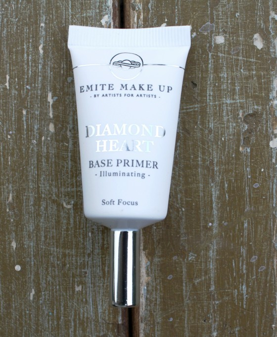 Glossybox January 2016 Box Emite Make Up Diamond Heart Base Primer