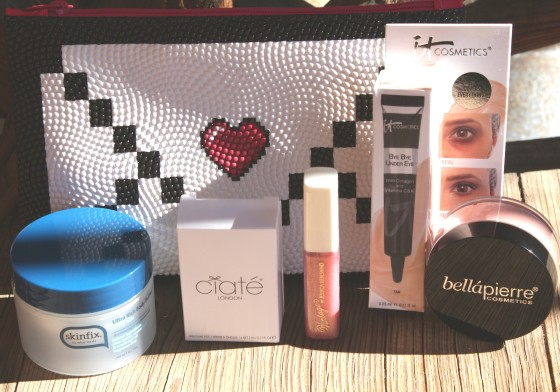 Ipsy February 2016 Bag Products
