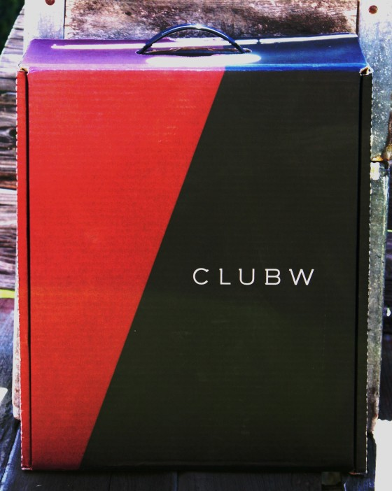 The Wine Subscription Experience of Club W Box