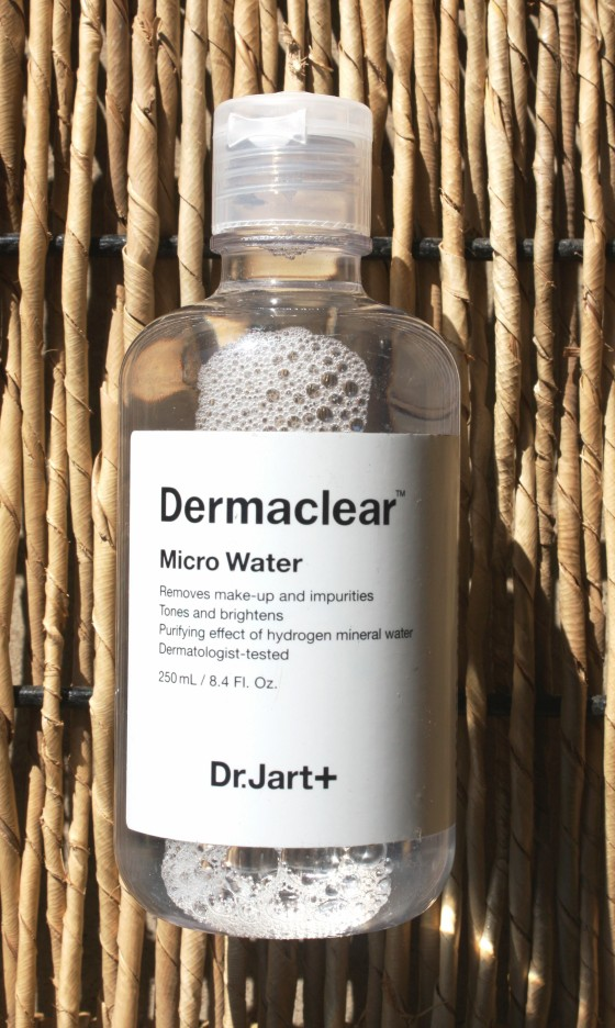 Collective Makeup Haul Dr. Jart Dermaclear Micro Water