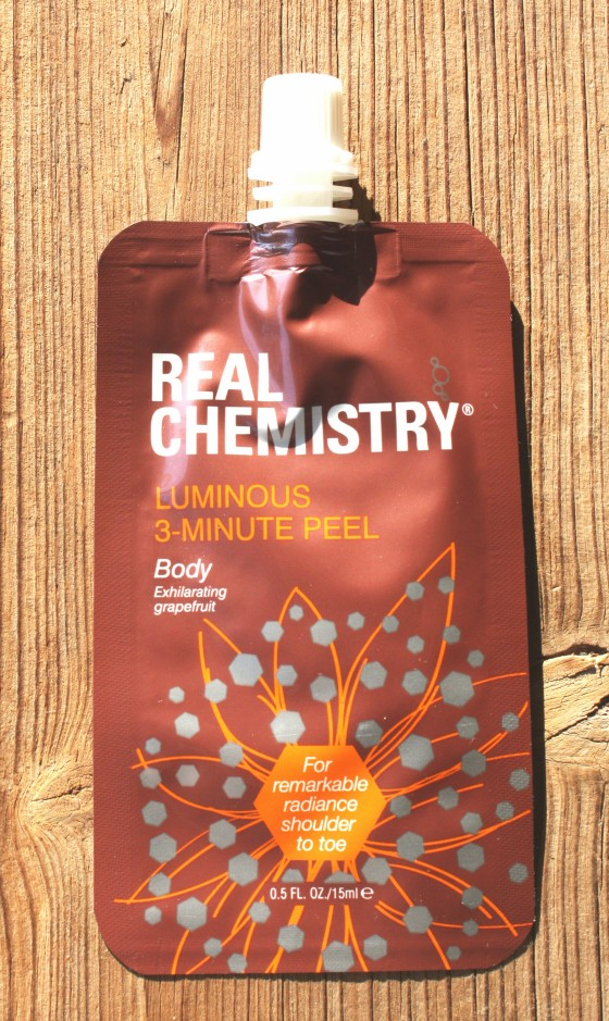 Collective Box Reveal of May Beauty Subscriptions Real Chemistry Luminous Three Minute Peel