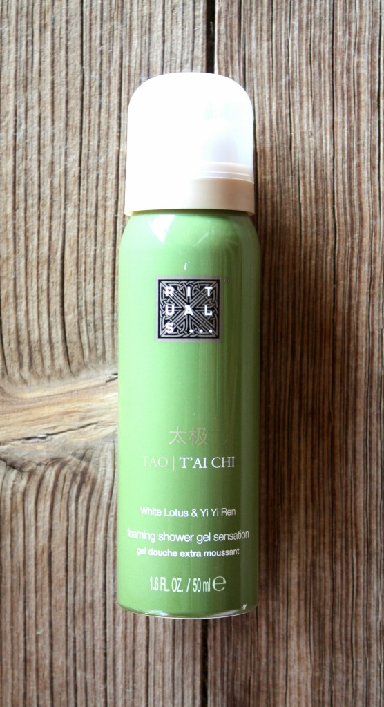 Collective Box Reveal of May Beauty Subscriptions Rituals Foaming Shower Gel in T'AI CHI