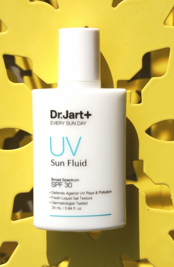 June 2016 Beauty Subscriptions Roundup Edition Dr Jart UV Sun Fluid