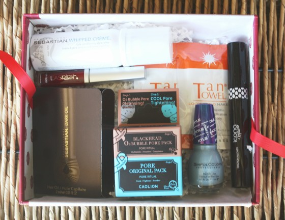 June 2016 Beauty Subscriptions Roundup Edition Glossybox Beauty Samples