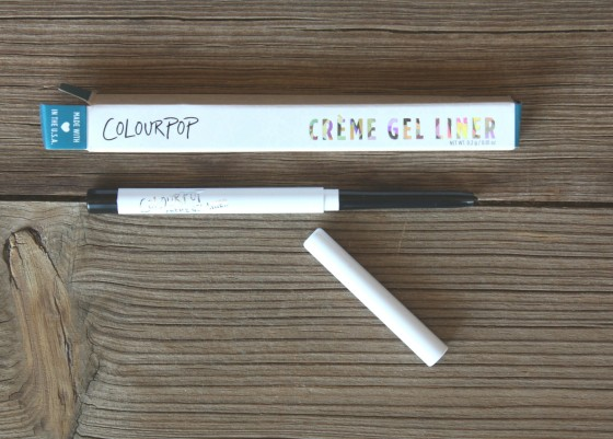 June 2016 Beauty Subscriptions Roundup Edition Ipsy Colour Pop Creme Gel Liner