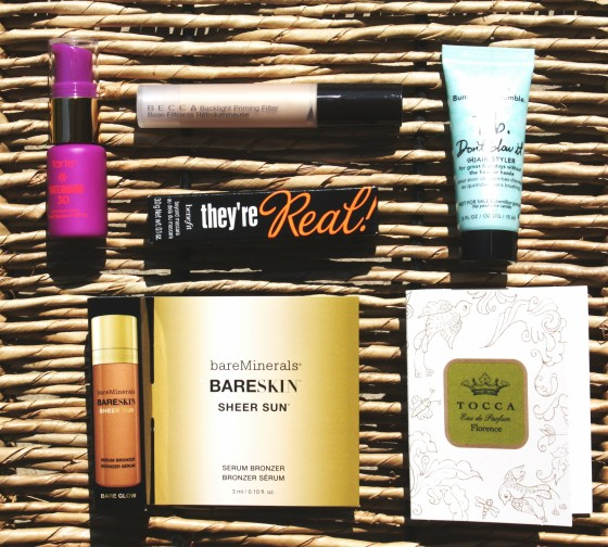 June 2016 Beauty Subscriptions Roundup Edition Play By Sephora Featured Products