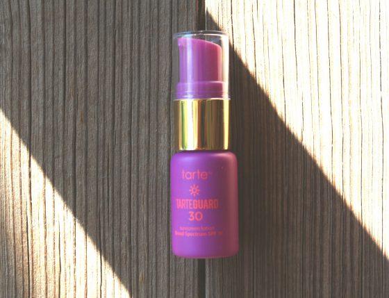 June 2016 Beauty Subscriptions Roundup Edition TarteGuard 30 Sunscreen
