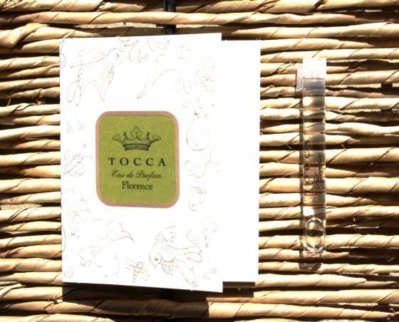 June 2016 Beauty Subscriptions Roundup Edition Tocca Eau de Parfum Florence