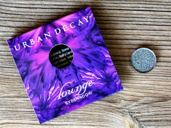 June 2016 Beauty Subscriptions Roundup Edition Urban Decay Lounge Eyeshadow